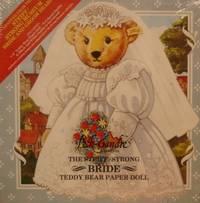 The Steiff / Strong BRIDE Teddy Bear Paper Doll