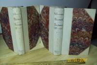 Recueil Des Factums D' Antoine De Furetiere (2 Vols Complete)