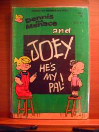 DENNIS THE MENACE AND JOEY, No. 2, July 1969