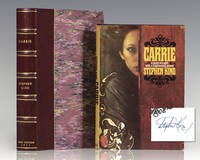 Carrie. by  Stephen King - Signed First Edition - 1974 - from Raptis Rare Books and Biblio.com
