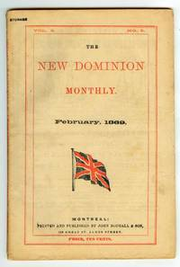 The New Dominion Monthly. February, 1869