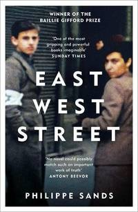 image of East West Street: Winner of the Baillie Gifford Prize
