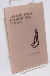 Rinzai Zen study for foreigners in Japan