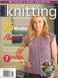 Love of Knitting, Spring 2014