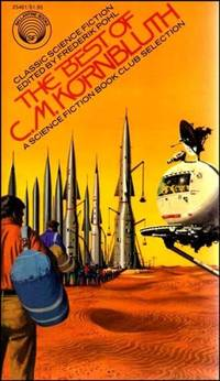 image of The Best of C. M. Kornbluth