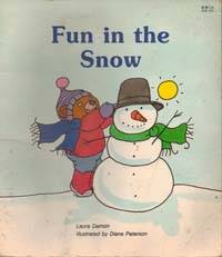 Fun in the Snow (Giant First-Start Reader)