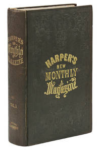 Harper's New Monthly Magazine Volume III June to November 1851 [Moby-Dick, The Town-Ho's Story]