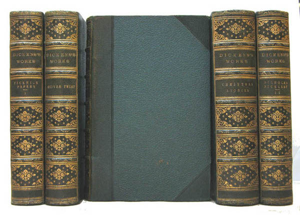 the use of description in the novels of charles dickens Oliver twist by charles dickens given the reputation and gravity of oliver twist, it is sometimes difficult to recall that this was only dickens' second novel, written and serialised in 1838.