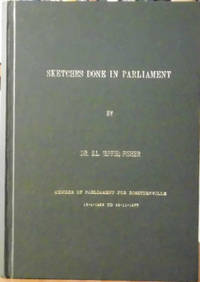 Sketches done in Parliament by FISHER  E  L - 1978
