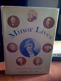 image of Minor Lives: A Collection of Biographies by John Nichols