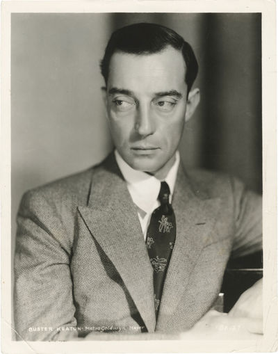 Beverly Hills, CA: Metro-Goldwyn-Mayer , 1930. Vintage photograph of actor, comedian, and director B...