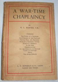 A War-Time Chaplaincy