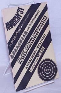 image of Anarchy No. 31 (Vol. 3 No. 9), September 1963