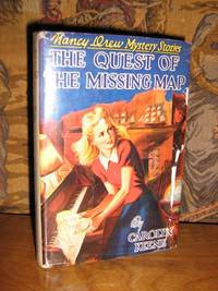 The Quest Of The Missing Map early printing