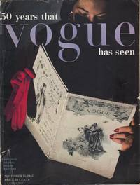 image of Vogue Magazine, November 15, 1943 50 years that vogue has seen