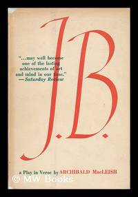 J. B. , a Play in Verse