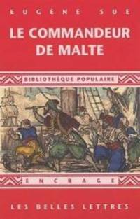 image of Le Commandeur de Malte (Bibliotheque Populaire) (French Edition)