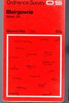 image of Ordnance Survey  One-Inch Map -  Blairgowrie Sheet 49