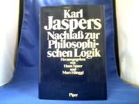 Nachlass zur philosophischen Logik. Hrsg. von Hans Saner und Marc Hänggi