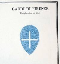 GADDI DI FIRENZE.
