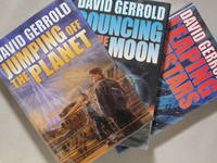 Jumping Off the Planet, Bouncing Off the Moon, Leaping to the Stars: The Starsiders Trilogy 1, 2, 3