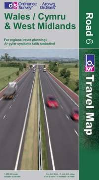 Wales and West Midlands (O/S Road Map) by Ordnance Survey - Paperback - from World of Books Ltd and Biblio.com