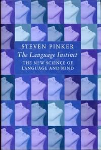 image of The language instinct.