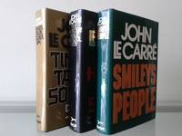 Tinker,Tailor, Soldier Spy/ The Honourable School Boy/ Smiley's People