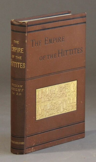 New York: Scribner & Welford, 1884. First American edition, 8vo, pp. xx, , 200, ads (for the London ...