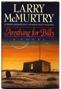 image of Anything for Billy  - 1st Edition/1st Printing