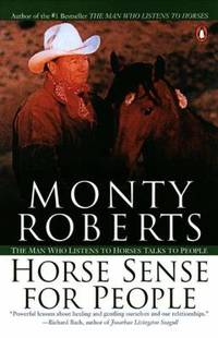 image of Horse Sense for People : The Man Who Listens to Horses Talks to People