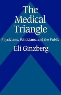 The Medical Triangle : Physicians  Politicians  and the Public