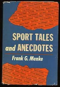 New York: A.S. Barnes, 1953. Hardcover. Near Fine/Good. First edition. Near fine with the spinal ext...
