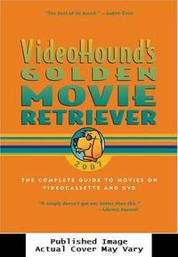 image of Videohound's Golden Movie Retriever 2007