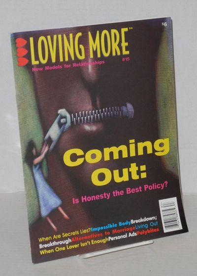 Boulder: PEP Pub, 1998. Magazine. 40p., 8.5x10.75 inches, articles, resources, services, ads, art, p...