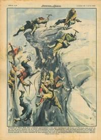 Tragedia al Pizzo Pal�. Dieci alpinisti del CAI di Piacenza muoiono per la caduta di tre cordate.