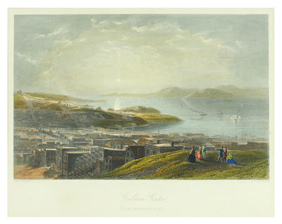 "London: Cassell, Petter & Galpin, . Hand colored steel engraving 9-1/4 x 12-3/8"", with title infor..."