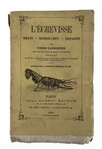 L'Écrevisse.; Mœurs - Reproduction - Éducation by CARBONNIER (Pierre) - First Edition - 1869 - from Rare Illustrated Books (SKU: 1556)