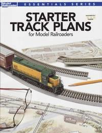 image of Model Railroad Essentials Series: Starter Track Plans for Model Railroaders
