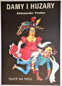 Theatre Poster: Damy I Huzary, Teatr Na Woli