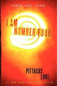 image of I Am Number Four (Lorien Legacies)