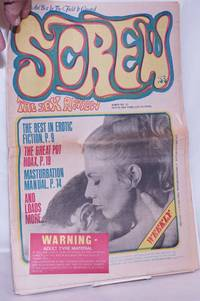 image of Screw: the sex review; vol. 1, #12, May 9, 1969