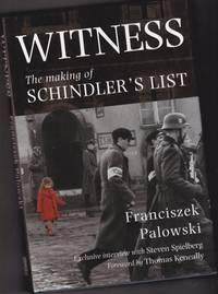 "Witness: The Making of Schindler's List  (""Spielberg:  W Poszukiwanius Arki"")"