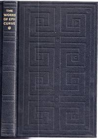 THE EXTANT REMAINS OF THE GREEK TEXT by EPICURUS - Hardcover - Signed - 1947 - from Charles Agvent and Biblio.com