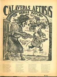 Calaveras Aftosas con Medias Naylon by  Leopoldo (1902-1969) Méndez - from Alan Wofsy Fine Arts (SKU: 51-0018)