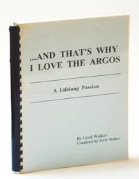 ...And That's Why I Love the [Toronto] Argos [Argonauts] - A Lifelong Passion