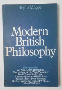 image of Modern British Philosophy