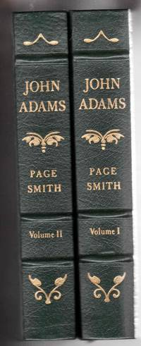 John Adams (Two Volume Set) (The Easton Press)
