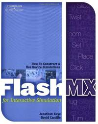 Flash Mx For Interactive Simulation (macromedia