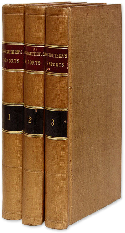 1796. London: Printed by A. Strahan, 1796-1797. 3 vols.. London: Printed by A. Strahan, 1796-1797. 3...